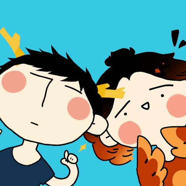 大青龙×小朱雀