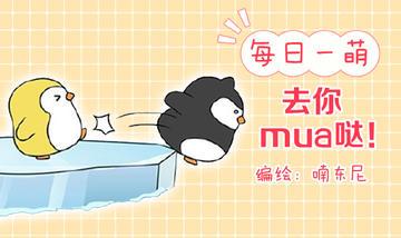 企鹅北游记第30话 去你mua哒!