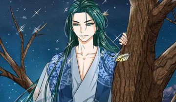 双世恋歌龙王的替身宠妃第25话  他在保护我?
