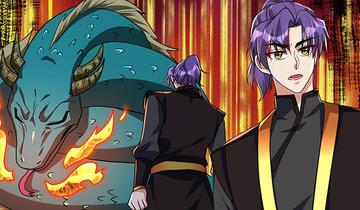 妖者为王第234话 凶兽腾蛇!